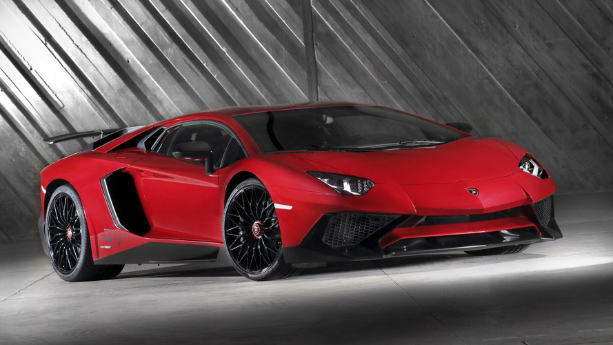 Lamborghini Aventador SV Wheels Could Come Off