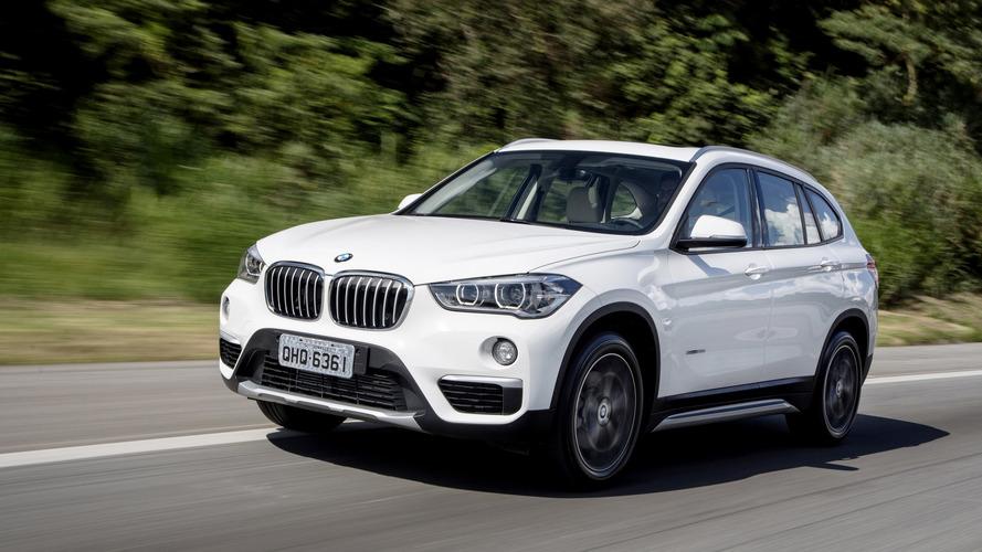 Recall - BMW X1 é convocado por falha no funcionamento dos airbags