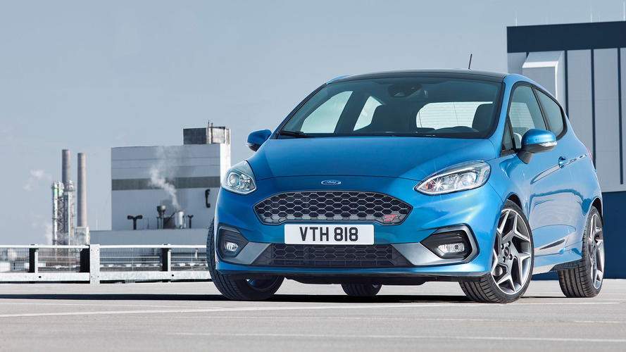 Ford Fiesta ST 2018, con tres cilindros