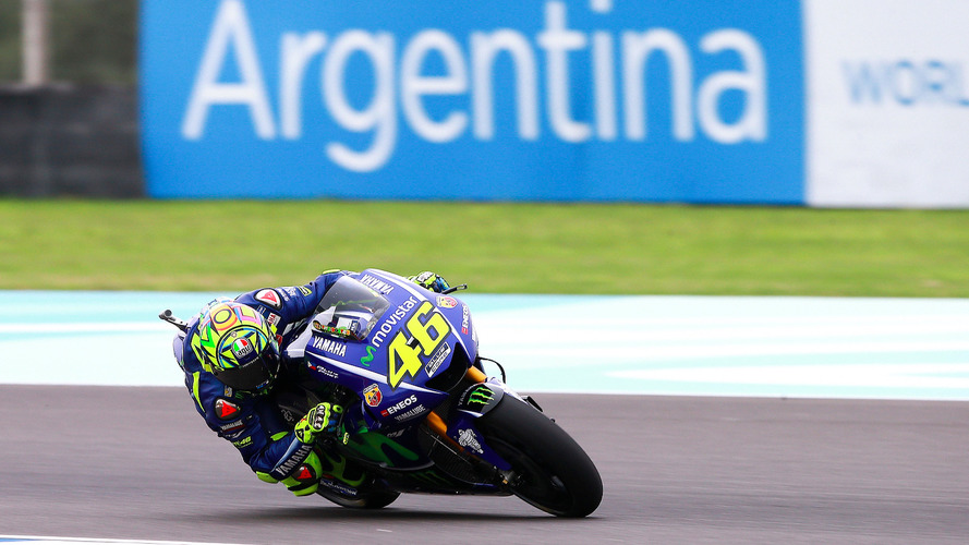 Moto GP - Viñales vê Márquez cair e vence em Termas; Rossi é 2º