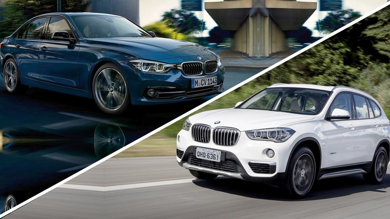 BMW X1 x Série 3
