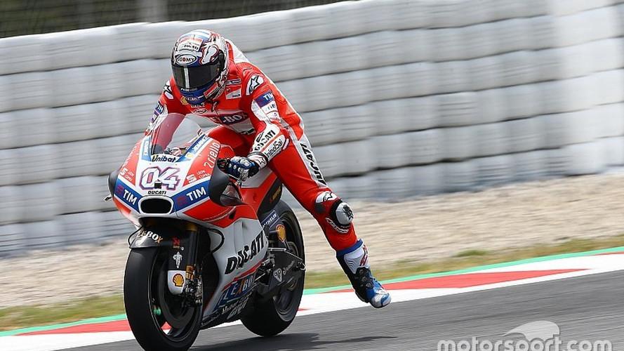Moto GP - Dovizioso supera Hondas e vence segunda seguida
