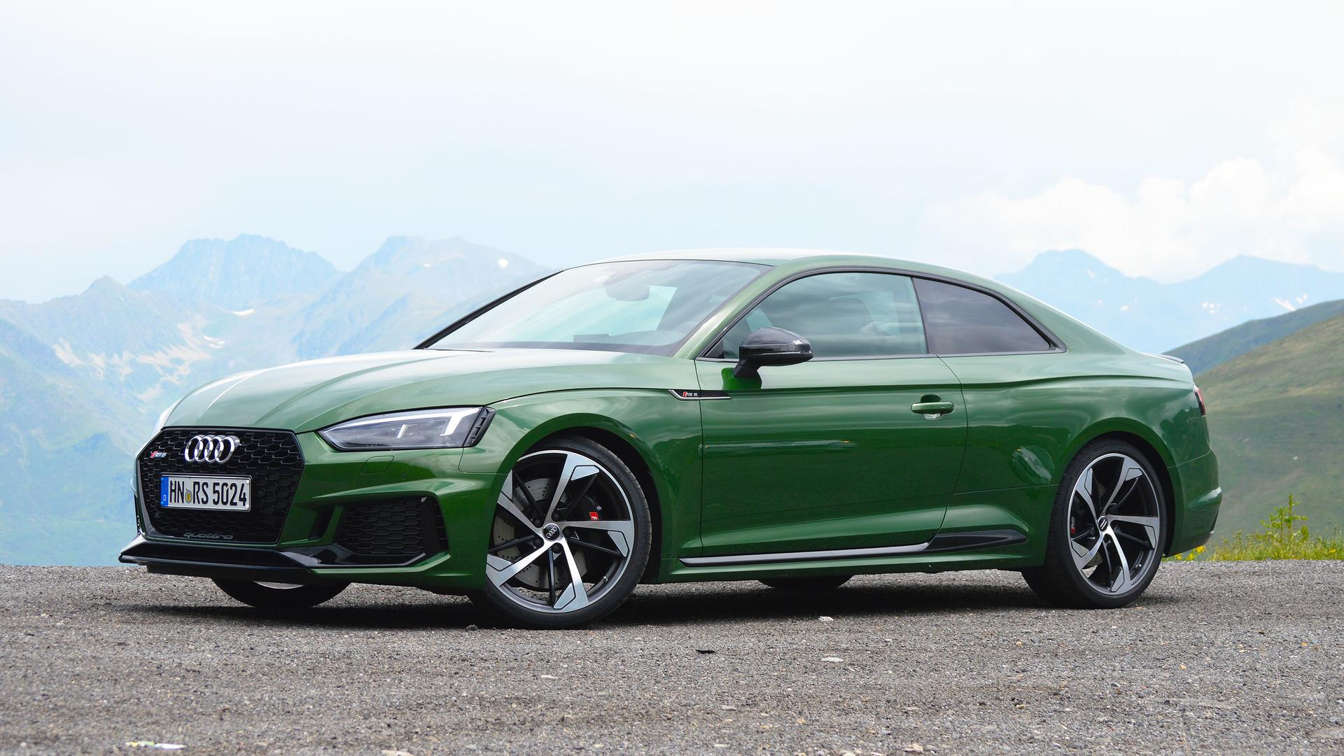 Audi RS Coupe First Drive Fast On Every Road - Audi rs5 2018