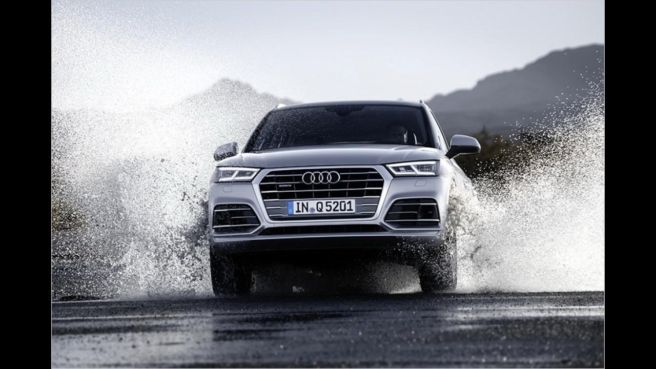 Audi Q5: Marktstart Anfang 2017