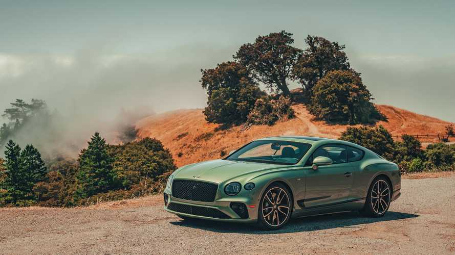 Bentley Continental GT 2020, il V8 e le altre novità