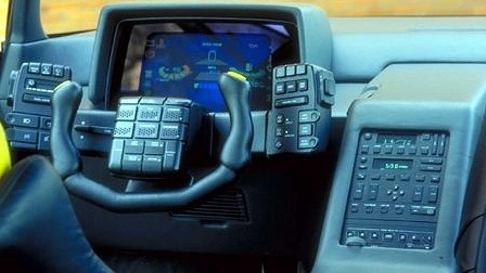 1987 Chevy Blazer XT-1 concept