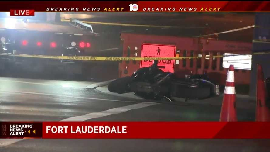 Motorcyclist Shot To Death In Ft Lauderdale