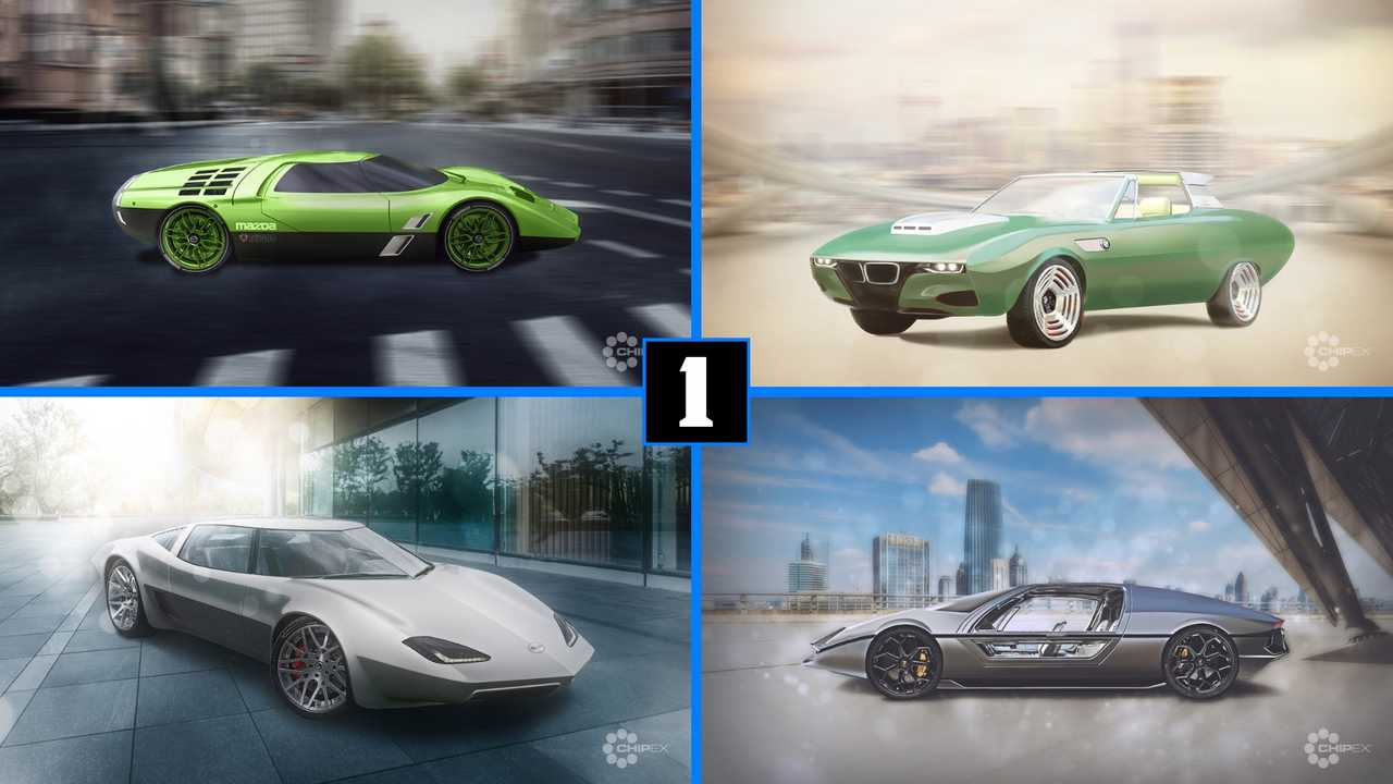 Concept Cars That Should've Made It to Production Modernized