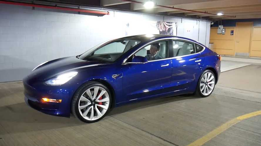 Autoline Test Drives Tesla Model 3: Video
