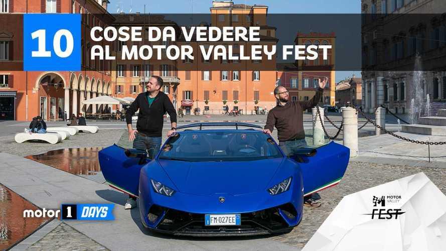 Motor Valley Fest,10 cose da vedere dal 16 al 19 maggio 2019