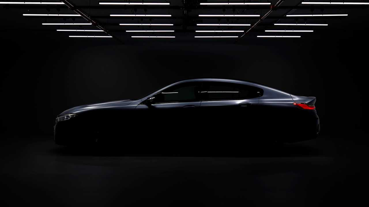 BMW 8 Series High Res Teaser