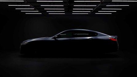 BMW Série 8 Gran Coupe ganha teaser e deve vir ao Brasil ainda neste ano