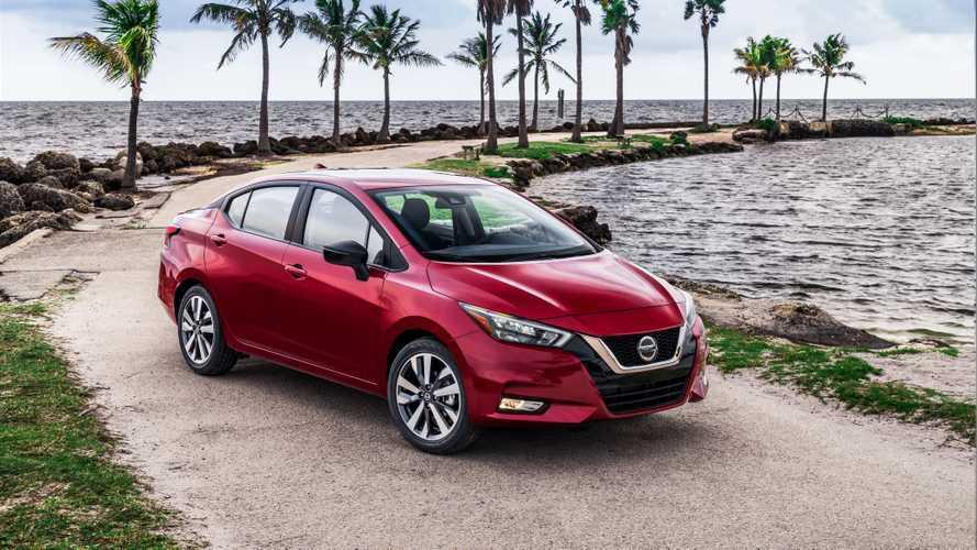Nissan: Novo Versa importado e futuros nacionais só em 2021