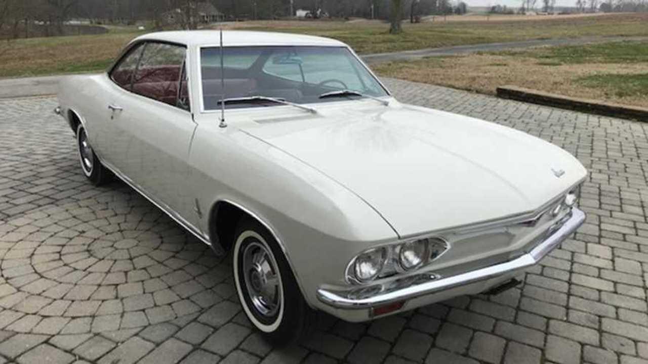 CFS: 1965 Chevrolet Corvair