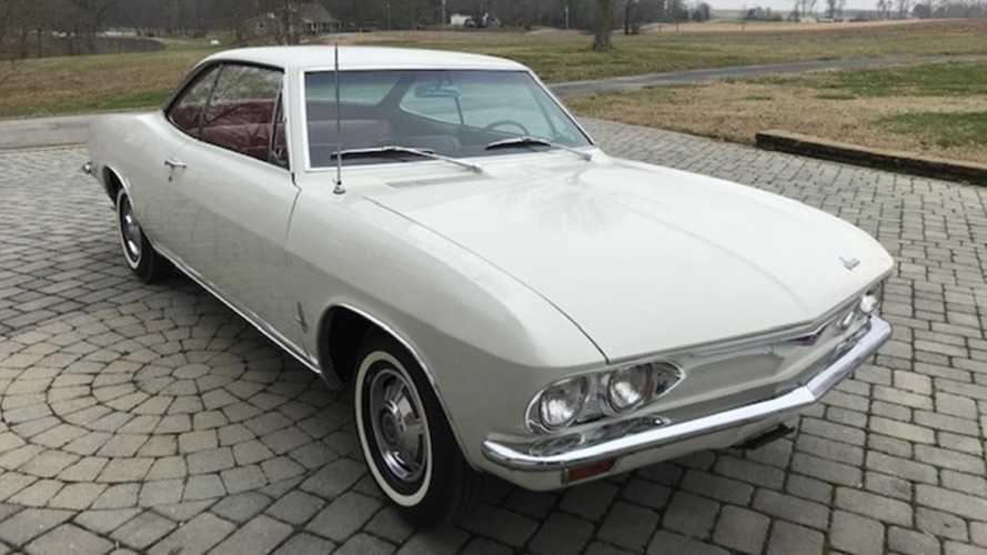 Low-Mileage Chevrolet Corvair Is Beautiful At Any Speed