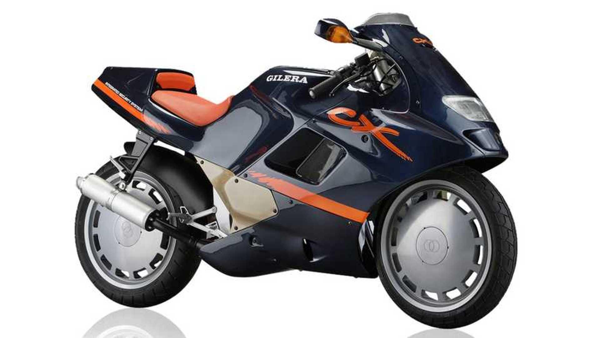 Cycleweird: Gilera CX125