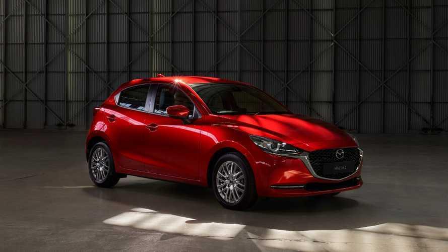 Mazda 2, il restyling la fa mild hybrid è più tecnologica
