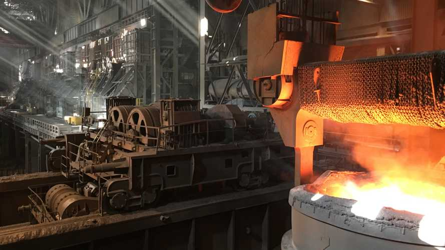 Северсталь - сталеплавильное производство
