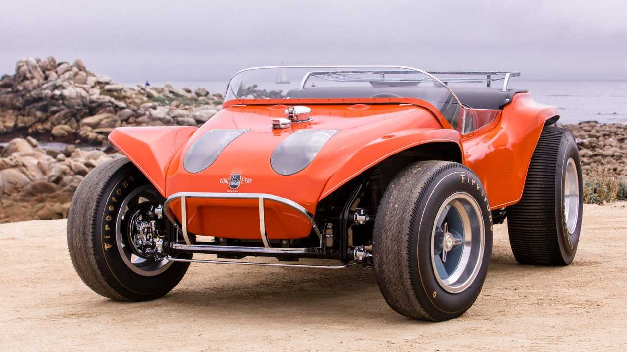 Steve McQueen's 'Thomas Crown Affair' Dune Buggy Goes To Auction