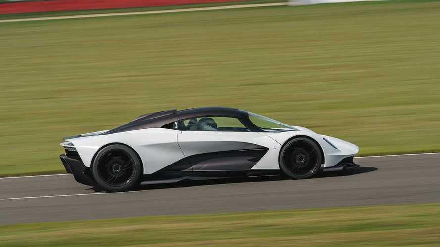 Aston Martins neuer V6-Hybrid soll stärker als der V8 von AMG sein