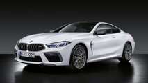 BMW M8 mit M Performance Parts