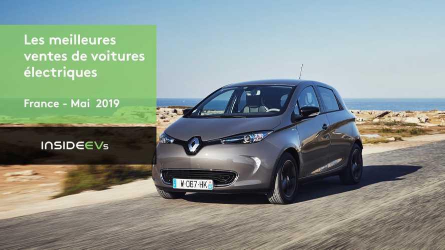 VIDÉO - Les 10 meilleures ventes électriques en mai 2019