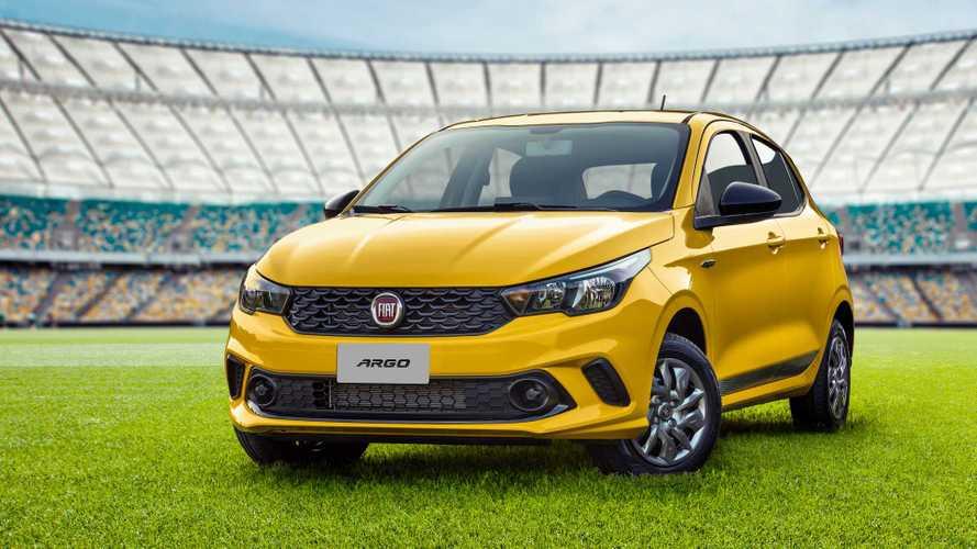 Fiat Argo Seleção começa a ser vendido por R$ 56.680