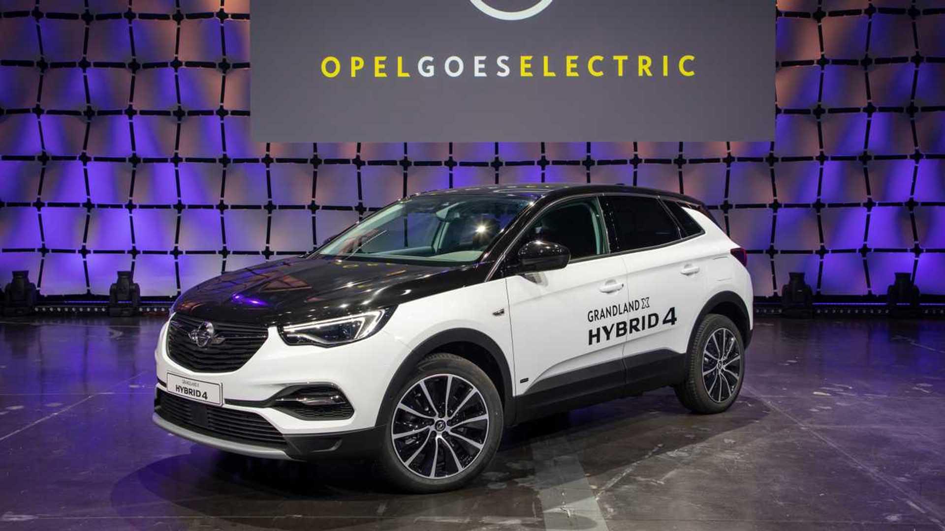 2019 Opel Grandland X Hybrid4 Release Date >> Opel Grandland X Hybrid4 Priced From 49 940 In Germany
