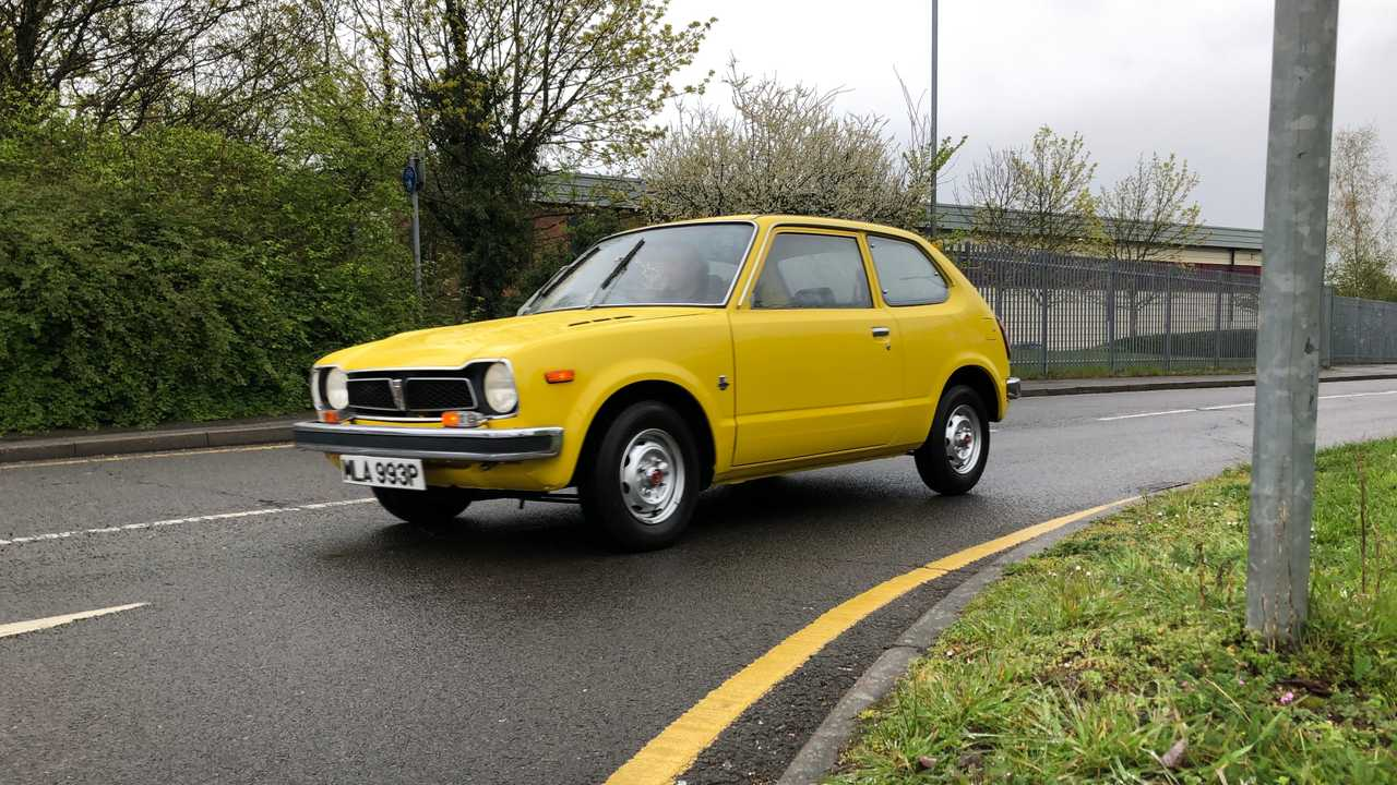 Is This MK1 Honda Civic The Genesis Of Modern Reliability ...