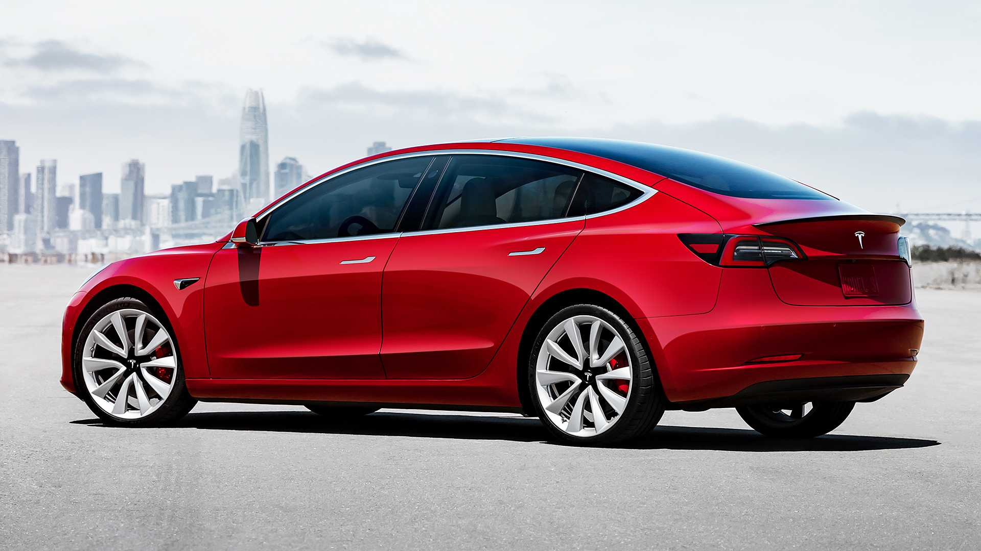 Tesla Model 3 Sales Blowing Away Rivals In Luxury Sedan Segment