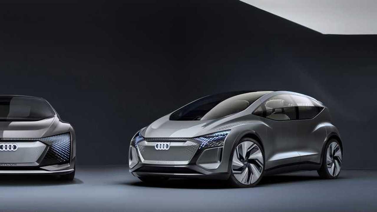 Audi AI:ME tanulmány