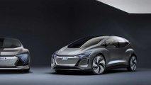 2019 Audi AI:ME konsepti