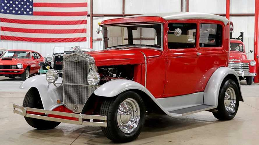 1930 Ford Model A Street Rod Runs Like A Champ