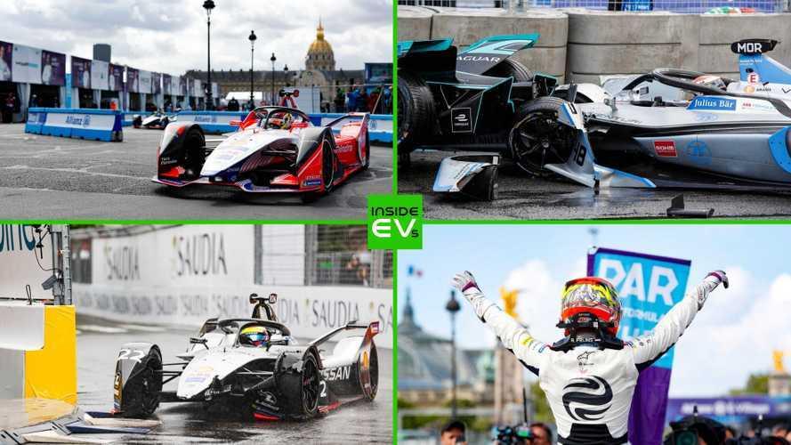 L'E-Prix de Paris en dix photos marquantes