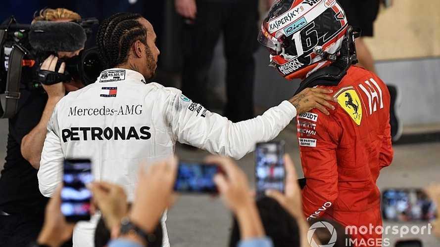 La situation de Leclerc rappelle la saison 2007 à Hamilton