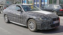 bmw i4 ev spy shots