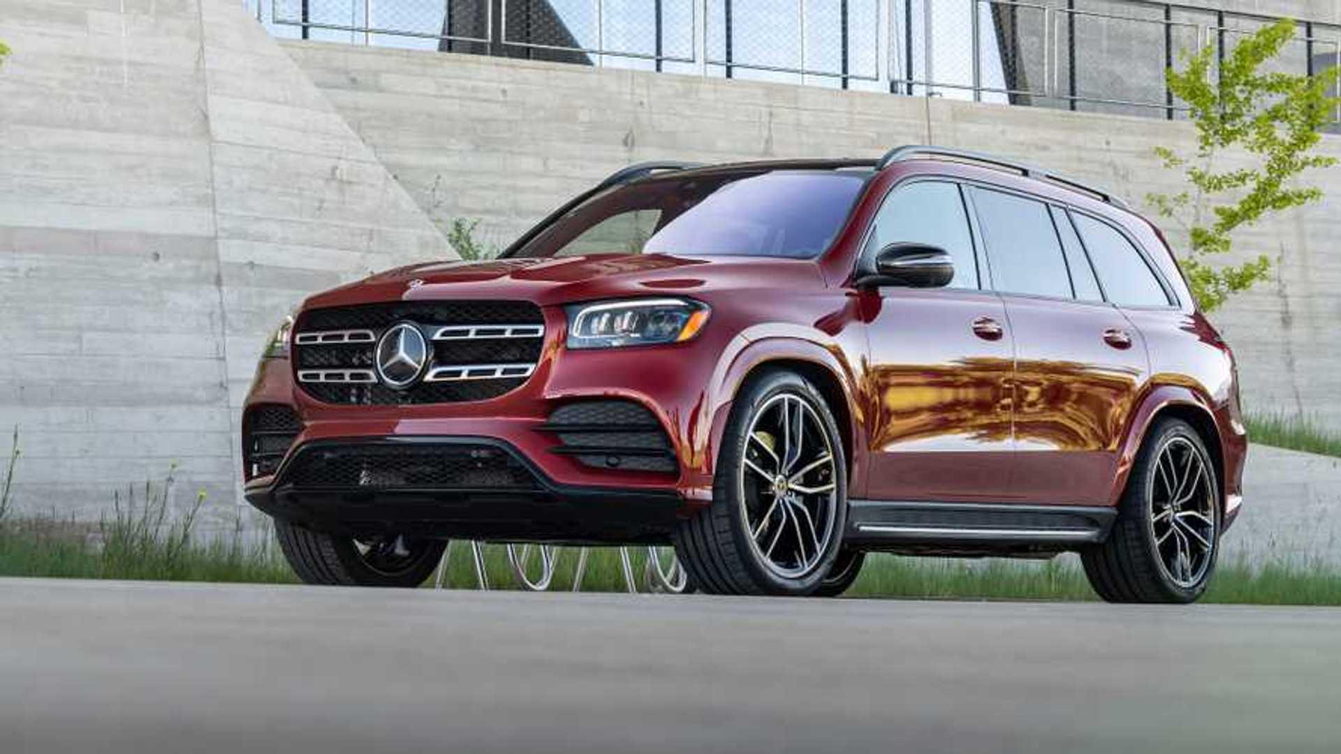 2020 Mercedes – Benz GLS New Engine, Price Updates >> 2020 Mercedes Benz Gls First Drive Best A Benz Can Get
