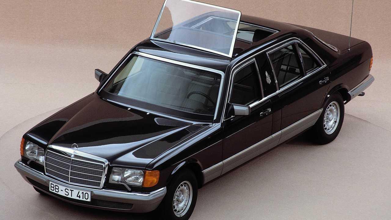 1985 Mercedes S Class