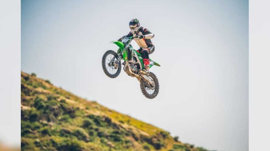 Stunt Rider Injured In Practice Crash For