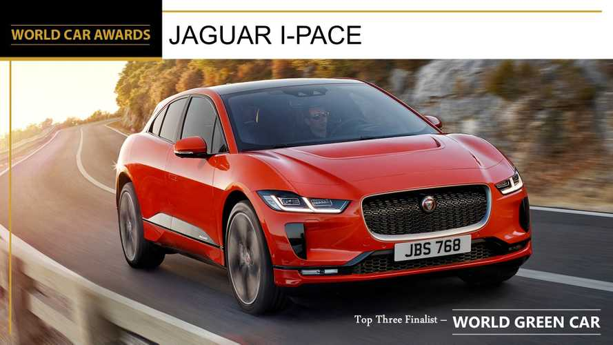 World Car of the Year, la vincitrice 2019 è la Jaguar I-Pace