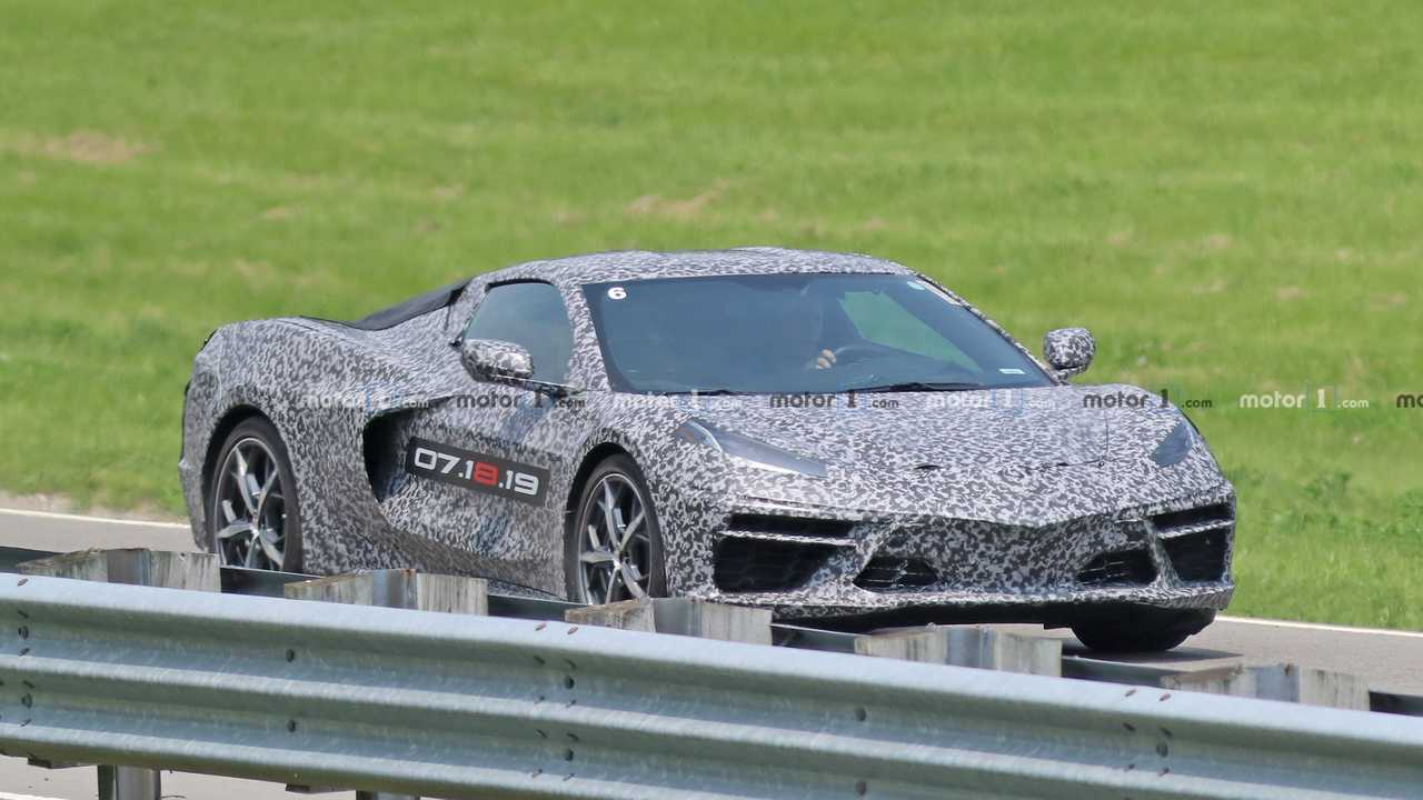 Mid Engined Corvette To Debut In Tustin California
