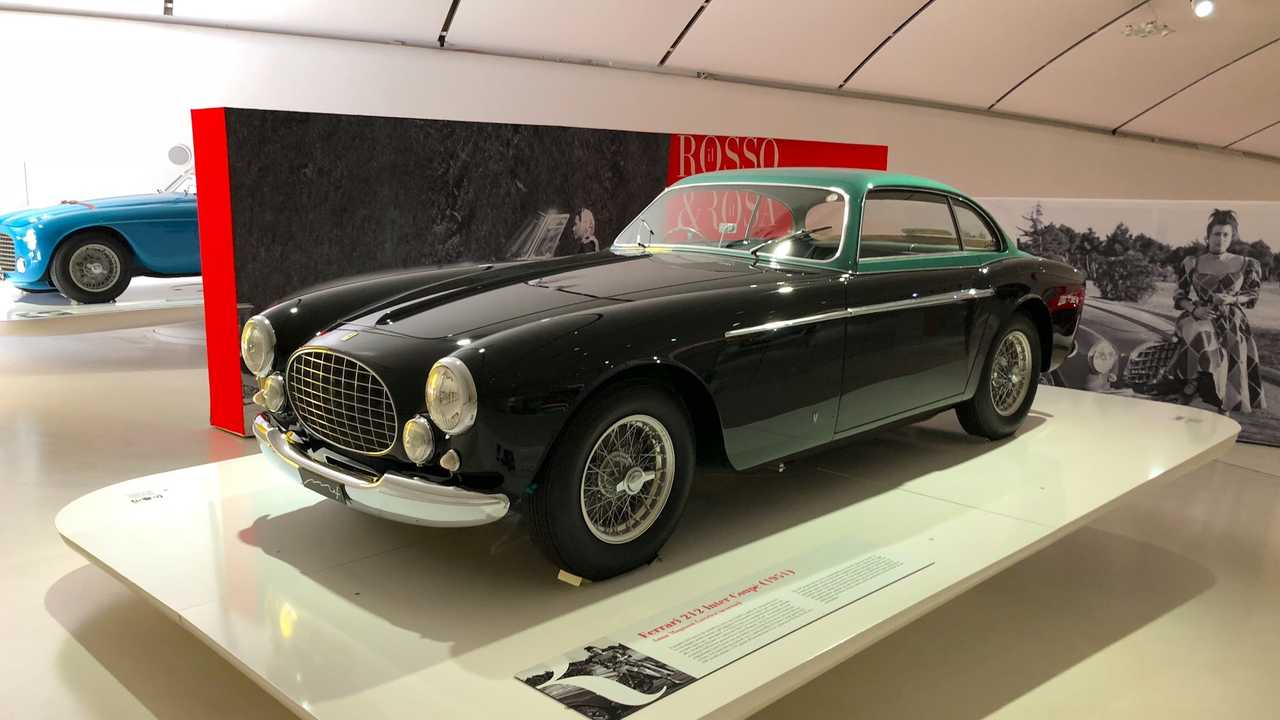 Ferrari 212 Inter Coupe