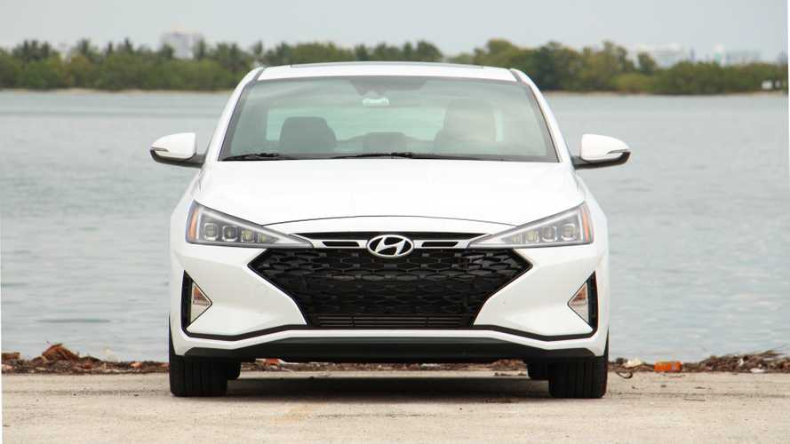 2020 Hyundai Elantra Is The Cheapest Car To Lease This April