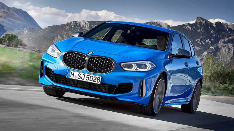 BMW M135i xDrive 2020