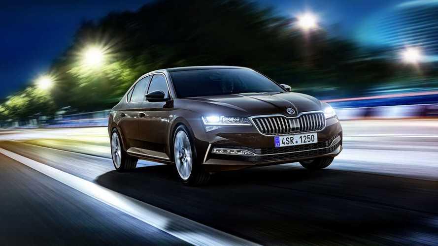 Škoda Superb (2019) - Une mise à jour esthétique et technologique