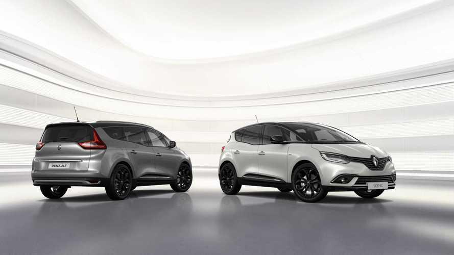 """Une série """"Black Edition"""" pour le Renault Scénic"""