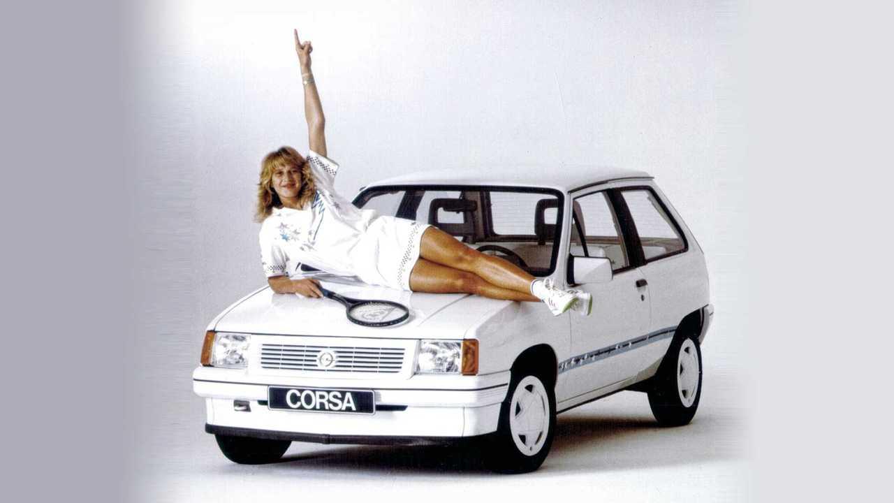 Opel Corsa Historie: Corsa Steffi (1988)