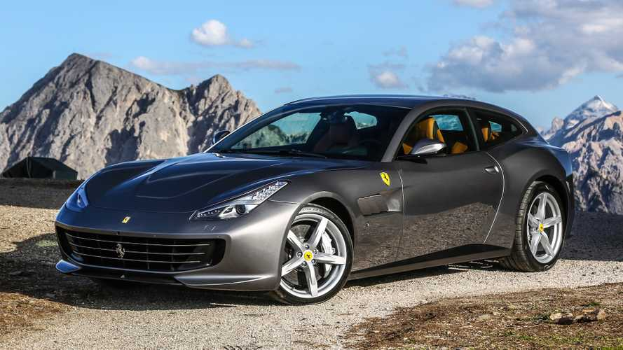 Ferrari GTC4Lusso cancelled despite rumours to the contrary