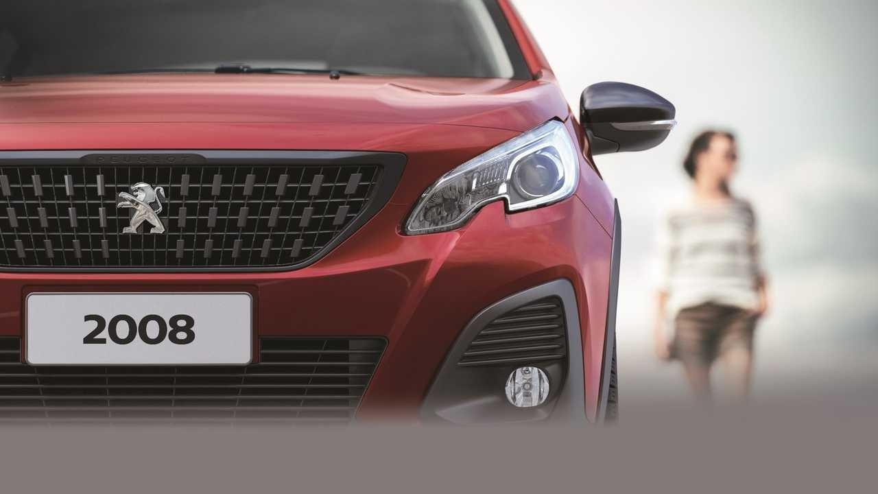 Peugeot 2008 2020 - Início da produção no Brasil