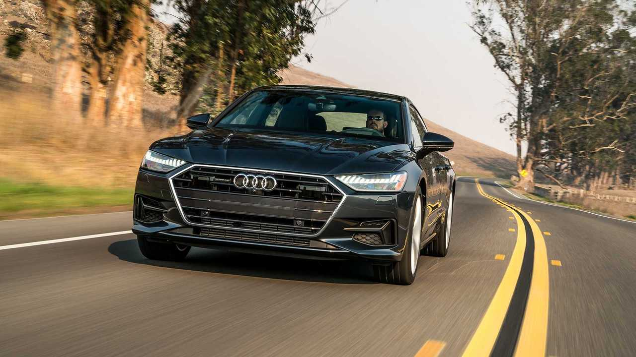 2. Audi A7 – 39.7 days on market